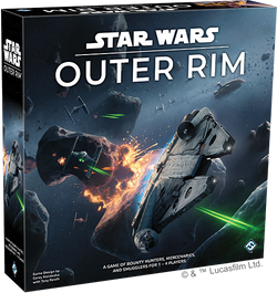 Star Wars: Outer Rim Board Game - Macronova Games
