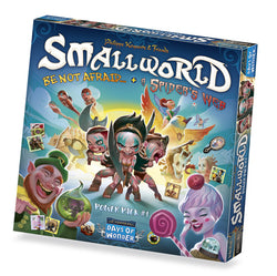 Small World: Power Pack #1 Board Game - Macronova Games