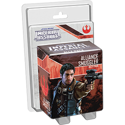 Star Wars: Imperial Assault - Alliance Smuggler Ally Pack Board Game - Macronova Games