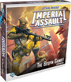 Star Wars Imperial Assault - The Bespin Gambit Expansion Board Game - Macronova Games