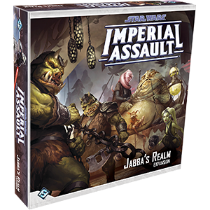 Star Wars: Imperial Assault - Jabba's Realm Board Game - Macronova Games