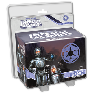 Star Wars: Imperial Assault - BT-1 and 0-0-0 Villain Pack Board Game - Macronova Games