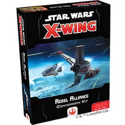 Star Wars X-Wing: 2nd Edition - Rebel Alliance Conversion Kit Board Game - Macronova Games