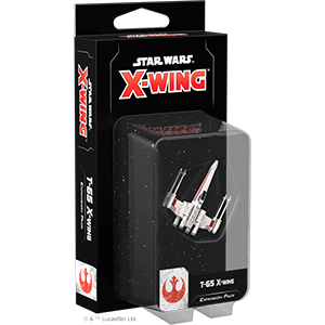 Star Wars X-Wing: 2nd Edition - T-65 X-Wing Expansion Pack Board Game - Macronova Games