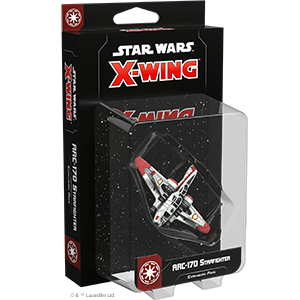 Star Wars X-Wing: 2nd Edition - ARC-170 Starfighter Expansion Pack Board Game - Macronova Games