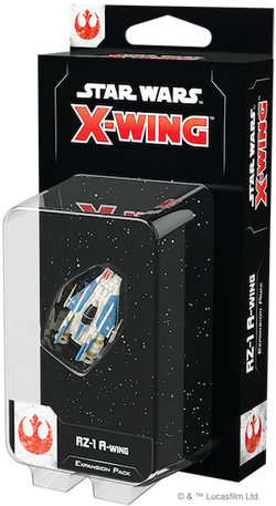Star Wars X-Wing: 2nd Edition - RZ-1 A-Wing Expansion Pack Board Game - Macronova Games