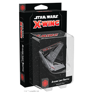 Star Wars X-Wing: 2nd Edition - Xi-class Light Shuttle Expansion Pack Board Game - Macronova Games