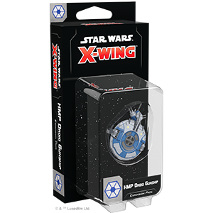 Star Wars X-Wing: 2nd Edition - HMP Droid Gunship Expansion Pack Board Game - Macronova Games