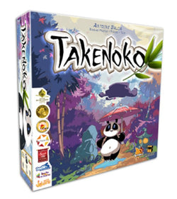 Takenoko Board Game - Macronova Games