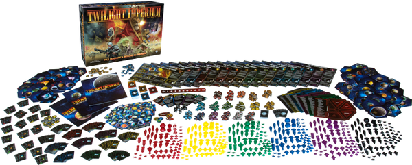 Twilight Imperium 4th Edition Board Game - Macronova Games