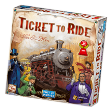 Load image into Gallery viewer, Ticket to Ride Board Game - Macronova Games