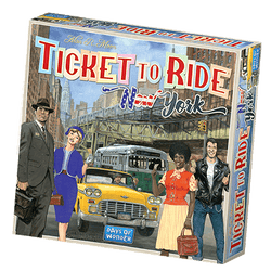 Ticket to Ride: New York - Macronova Games