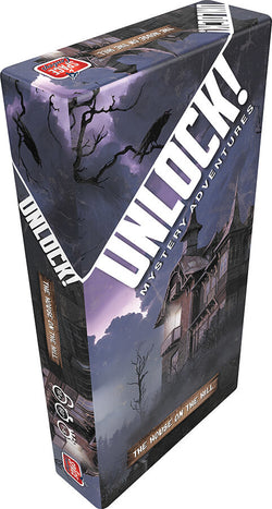 Unlock! The House on the Hill Board Game - Macronova Games