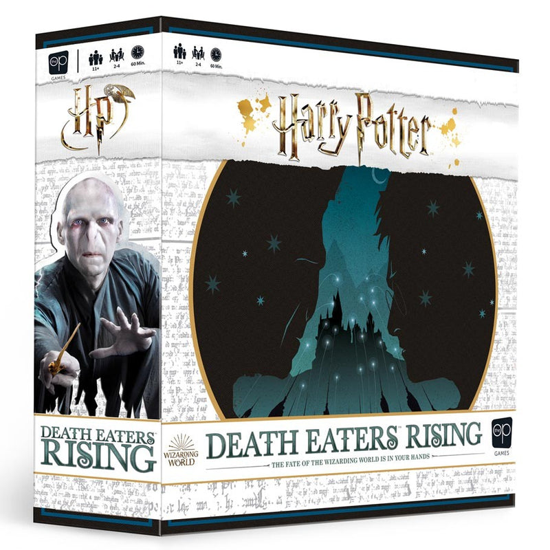 Harry Potter: Death Eaters Rising Board Game - Macronova Games