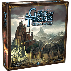 A Game of Thrones Board Game: Second Edition Board Game - Macronova Games