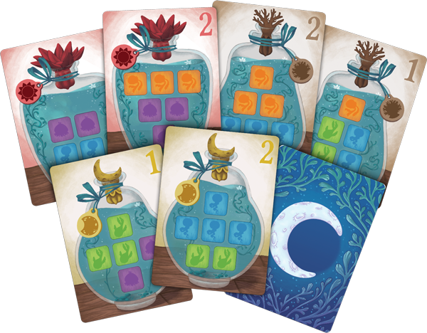 Noctiluca Board Game - Macronova Games