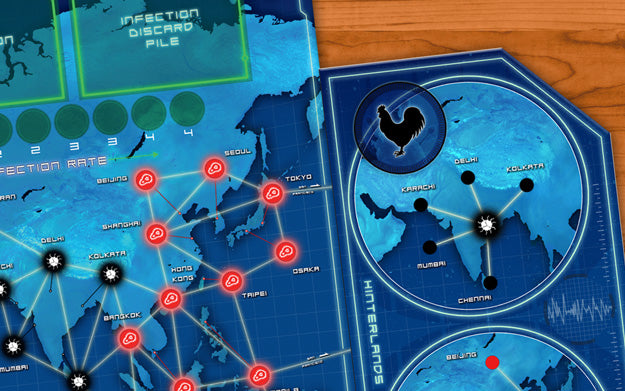 Pandemic: State of Emergency Board Game - Macronova Games