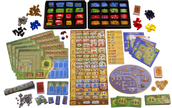 A Feast for Odin Board Game - Macronova Games