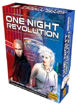 One Night Revolution Board Game - Macronova Games