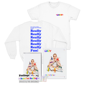 BUNDLE #3 - REALLY REALLY FUN PACK + DIGITAL ALBUM