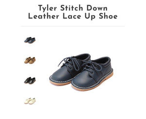 Tyler Lace Up