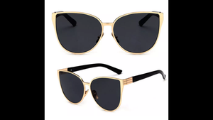 RETRO CAT EYES SUNGLASSES