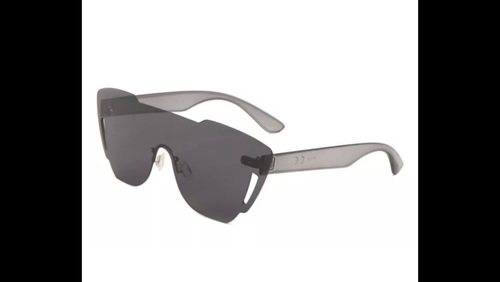 FUTURISTIC RIMLESS SUNGLASSES