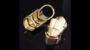 ARMOR FINGER RING