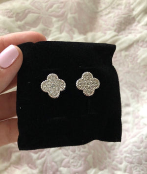 Silver Paved Studs