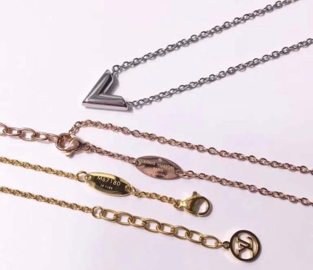 V Necklaces