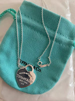 Sterling Silver 925 Classic Necklace