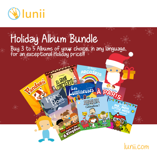 Holiday Album Packs