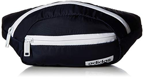 Adidas Core Waistpack Bag, Legend Ink/White/Black, One Size
