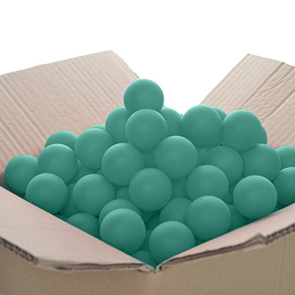 Gogo Beer Ping Pong Balls 40Mm Decoration Balls Assorted Colors-Green