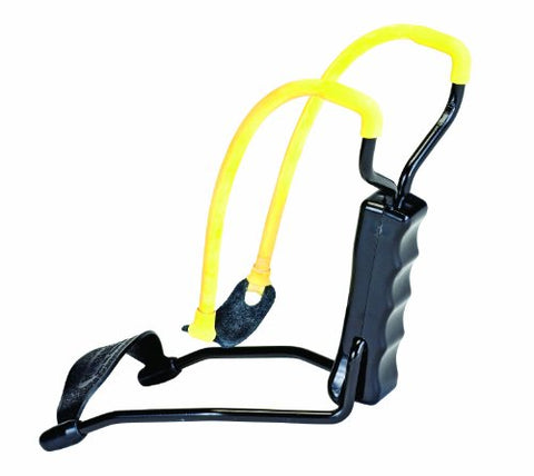 Daisy Outdoor Products 988152-442 B52 Slingshot (Yellow/Black, 8 Inch)