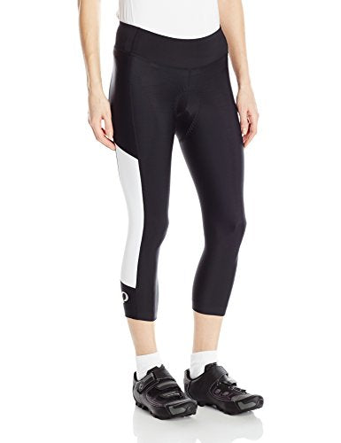 Pearl Izumi Women/'s Sugar Thermal Cycling Tights Black//White Small New