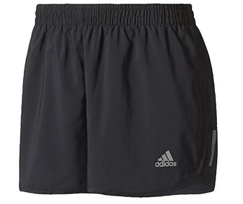 Adidas Women'S Running Shorts, Black, Medium/3
