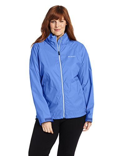 Columbia Women'S Plus-Size Switchback Ii Jacket Outerwear, -Harbor Blue, 3X