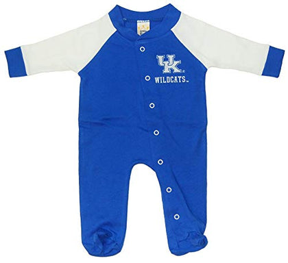 University Of Kentucky Footed Bodysuit (6-9 Months)