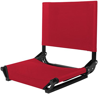 Cascade Mountain Tech Stadium Seat By (Red)