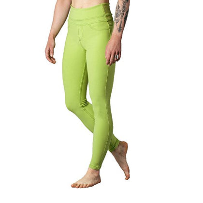 So Ill Active Jeans Climbing Pants (Extra Small, Green)