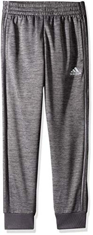 Adidas Boys' Big Focus Jogger, Grey Five Adi, M(10/12)