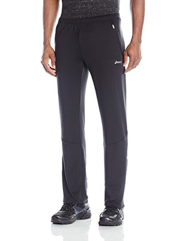 Asics Men'S Essential Pant Running Clothes, L, Performance Black