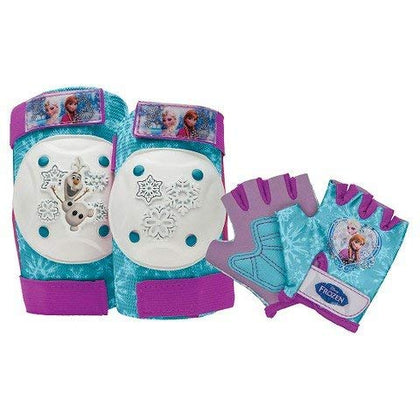 Bell Disney Frozen Pad And Glove Set