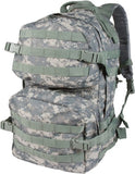 Modern Warrior 18.5  Tactical Military Style Trekking Backpack And Daypack (Camo)