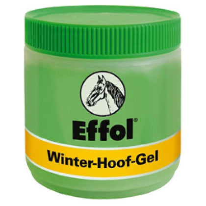 Effol Winter Hoof Gel 500Ml- Protects The Hoof Against Damp, Mud And Moist Bedding. Contains Rosemary And Clove Oil.