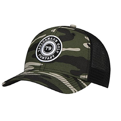 Taylormade Golf- 2018 Lifestyle Trucker Snapback Hat, Digital Camo