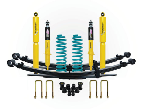 "Dobinsons 0.5"" to 1.5"" Suspension Kit for Nissan Navara/Frontier D23, NP300 08/2014 on"