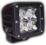 "Dobinsons 4x4 16 Watt 1440 Lumens 3"" Square Cube Single LED Driving Light(DL80-3767)"