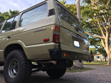 Dobinsons Rear Bumper With Swing Outs for Toyota Landcruiser 60 Series 9/1985+ Models (BW80-4132)